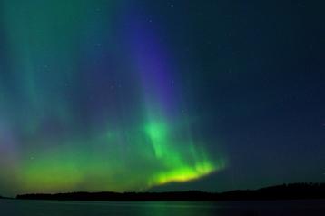Streak of the Aurora
