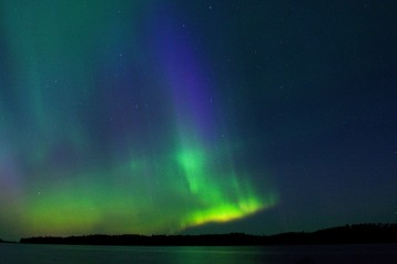 Streak of the Aurora